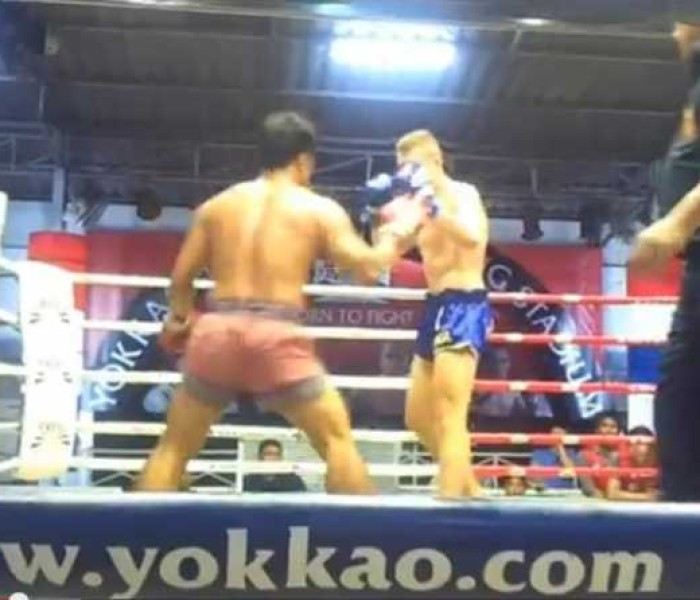 Ginga Petch Rung Rueang Vs Thai 70 Kg
