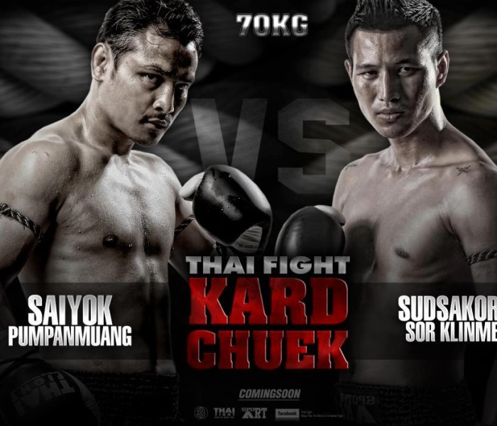 THAI FIGHT – KARD CHUEK 2013 – TV Reality in Tailandia