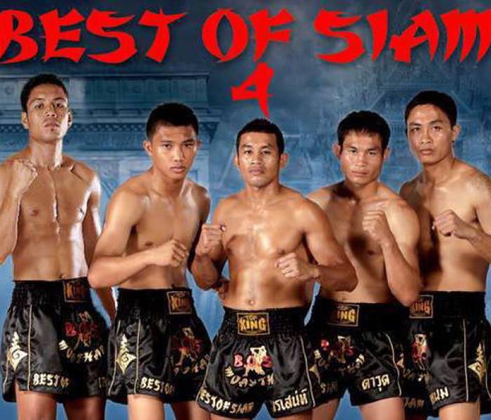 Risultati e video Best of Siam 4