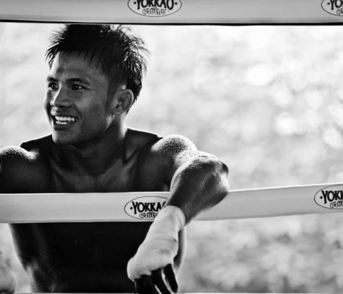 "Primicia mundial: ""Buakaw-Boxer, Legend, Legacy"" documental."