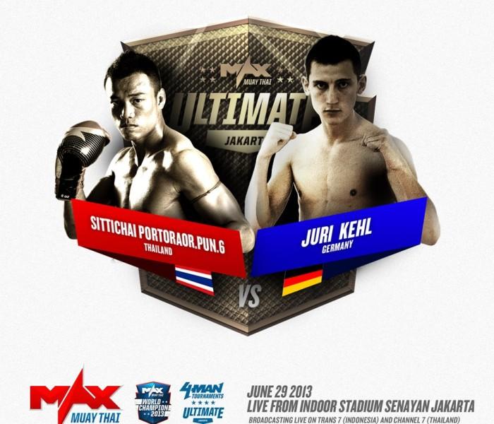 La Muay Thai in diretta TV questo fine settimana