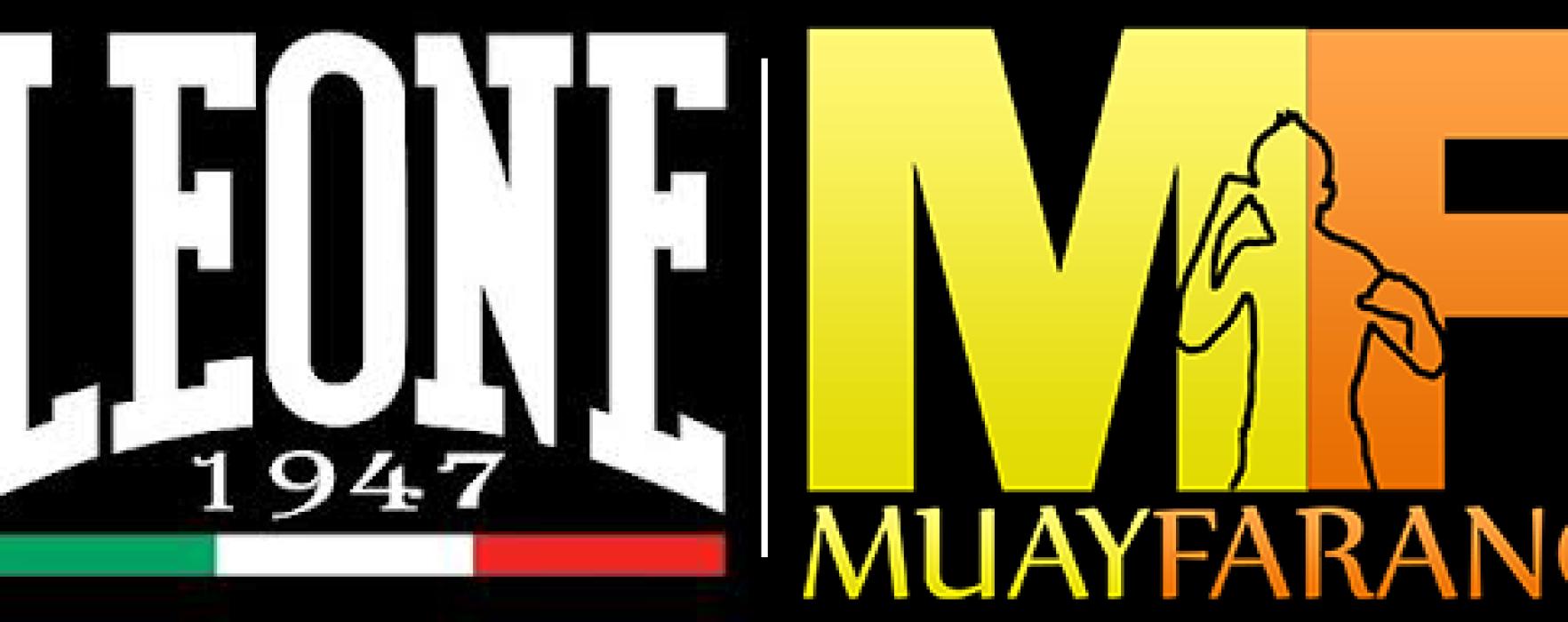 Muay Farang sponsored by Leone 1947