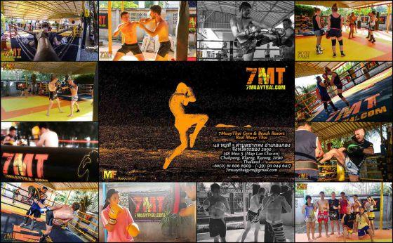 7MT-7muay thai thailand gym rayong chak kra phong ko samet ban phe
