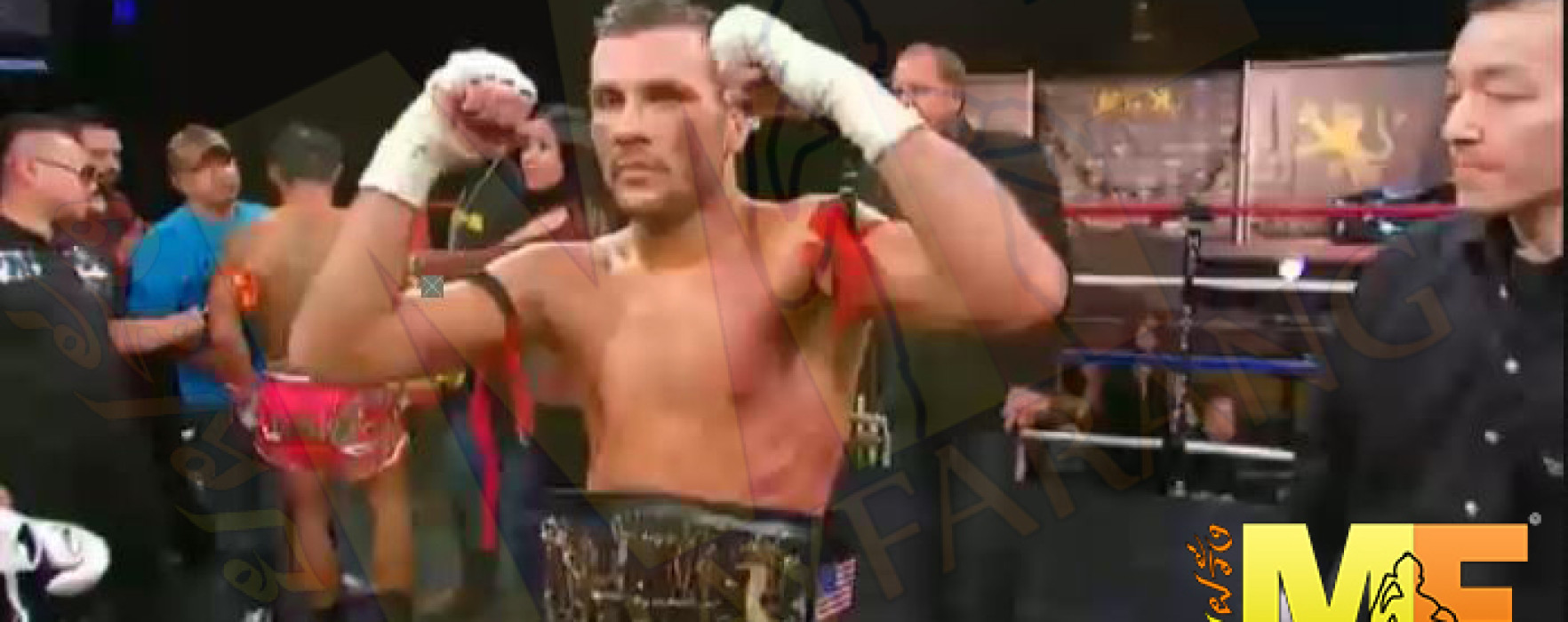 Video: Fabio Pinca beats Malaipet in Las Vegas