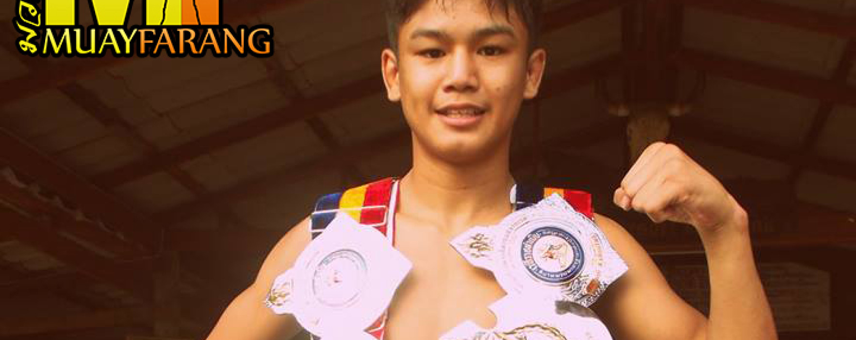 Sangmanee Sor.Tienpo retires from Muay Thai and moves to amateur boxing!