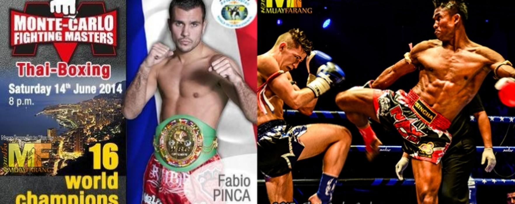 buakaw vs fabio pinca a montecarlo fighting masters june