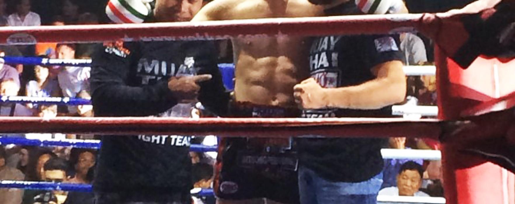 Resultats Muay Thai Combat Mania Yokkao6