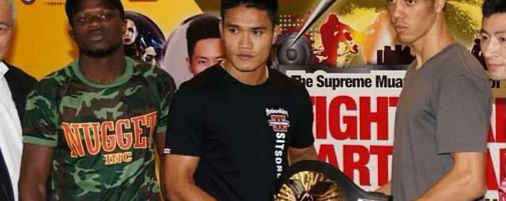 Flash News: Victor Nagbe defeats by KO Kem Sitsongpeenong – VIDEO