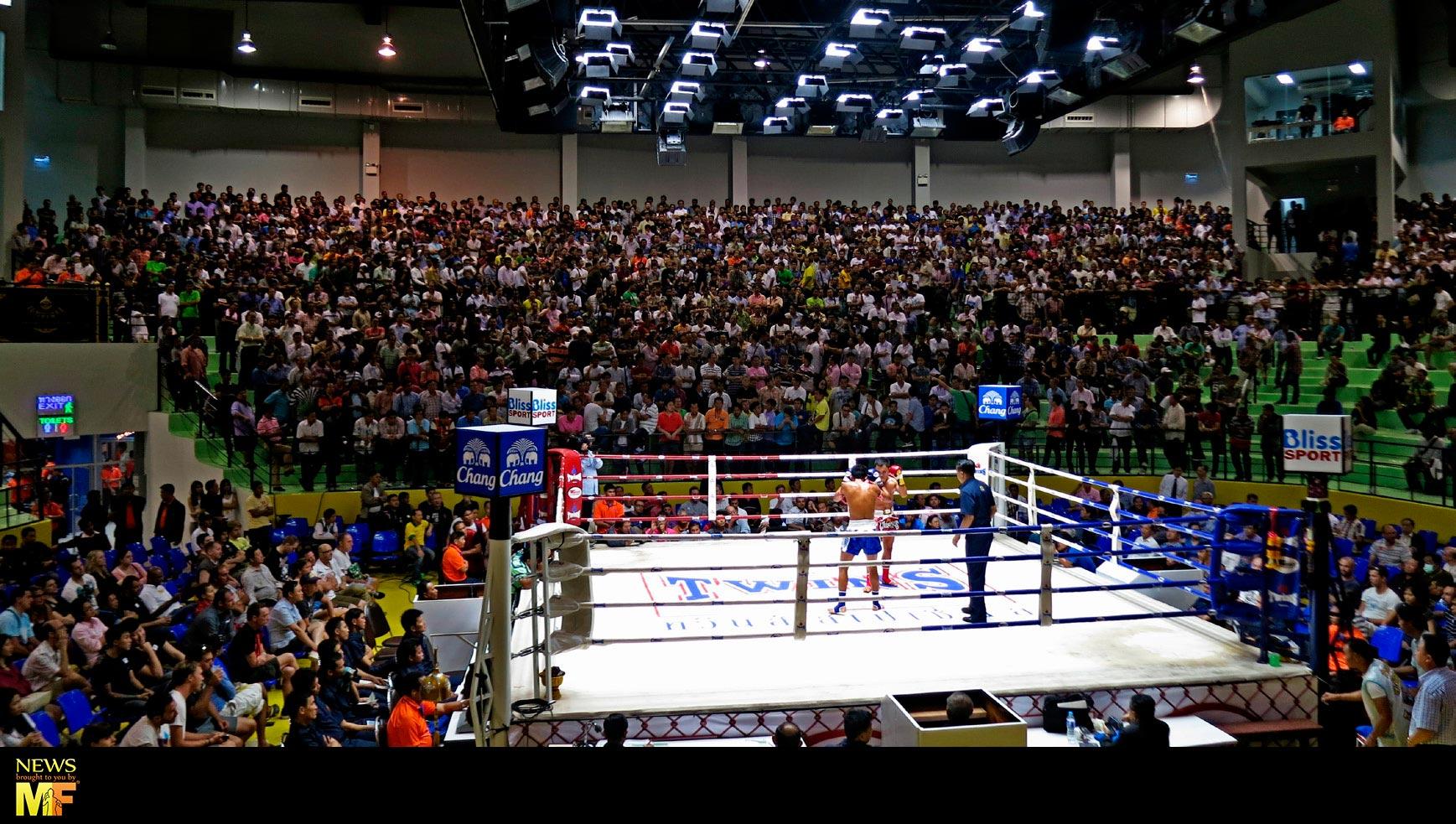 Lumpinee Stadium Muay Farang Muay Thai News