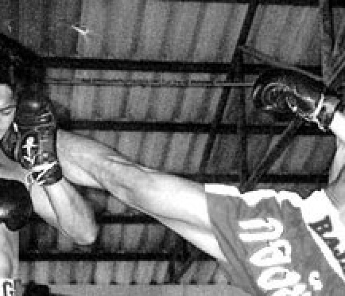 Le leggende della Muay Thai:  Samart Payakaroon