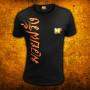 t shirt muay thai maglietta