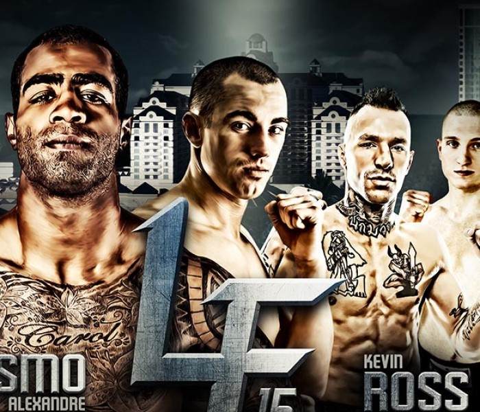 Lion Fight 15 Card – 23rd May 2014 – Connecticut, United States