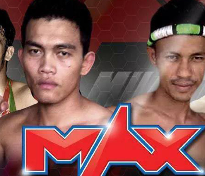 Next Max Muay Thai Live event 11 May 2014