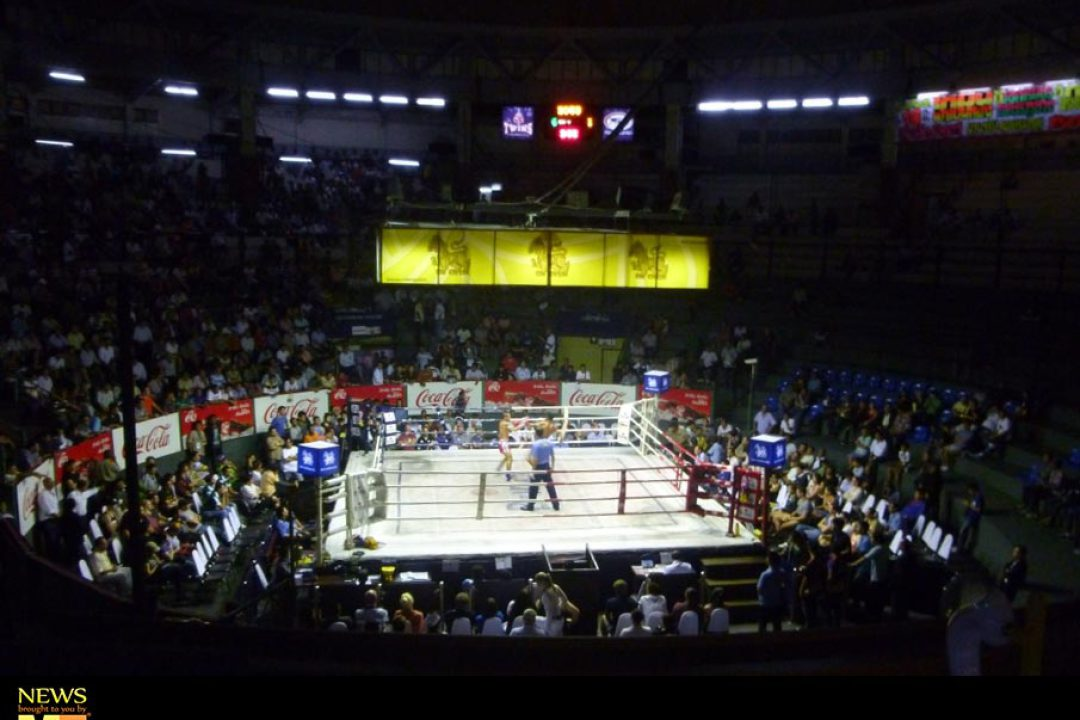 Card: Superbank, Pakorn, Penake, Thaksinlek, Panpayak – Rajadamnern Stadium – OneSongchai – 8th January 2015