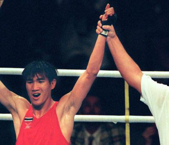 The Muay Thai Legends: Somrak Khamsing