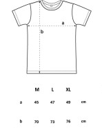 t-shirt taglie