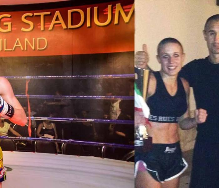 Flash News: Melo Muay Farang wins at Lumpinee & Jleana MF defeats Silvia La Notte
