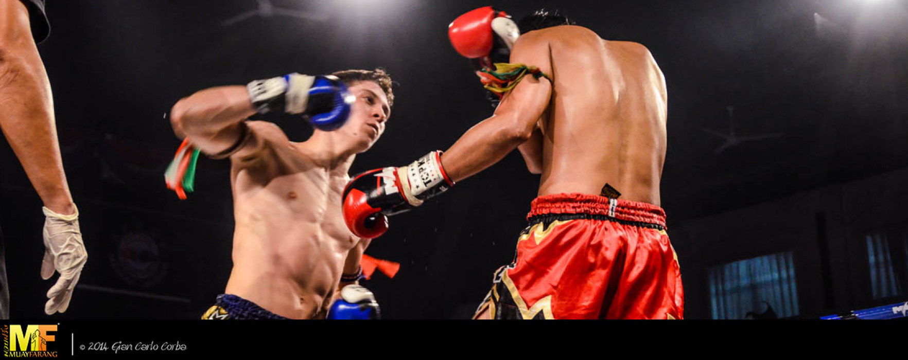 Video: Mathias Sitsongpeenong vs Denkiri Sor Sommai (Second Fight) – Max Muay Thai – 22/06/14