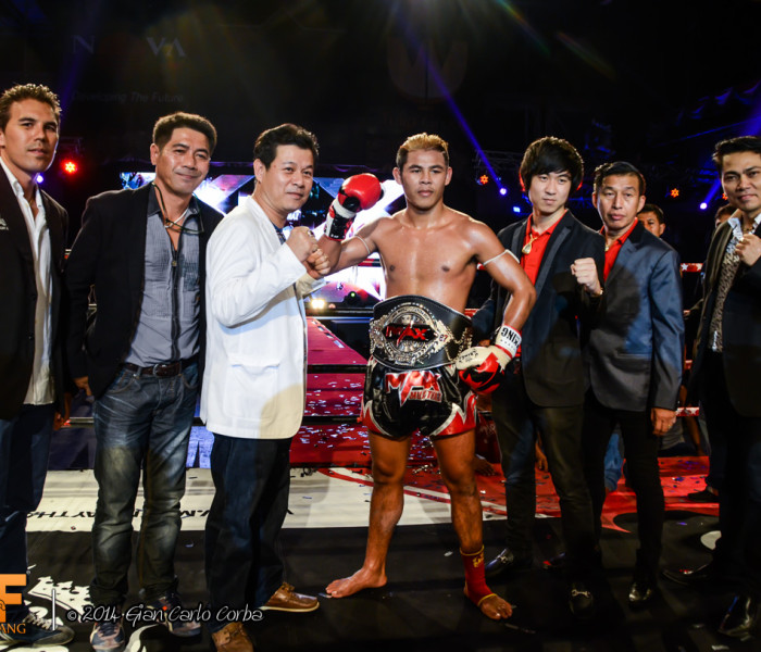 Max Muay Thai 8th June 2014 results and pictures premiere
