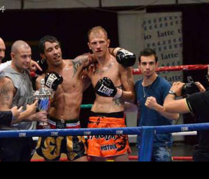 Video: Luca Tagliarino Vs Martin Meoni – The king of Muay Thai