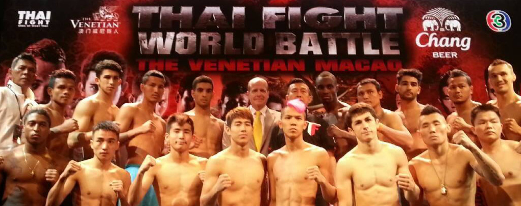 Videos: Thai Fight Macao 28th June 2014 – Yodsanklai, Sudsakorn, Saiyok
