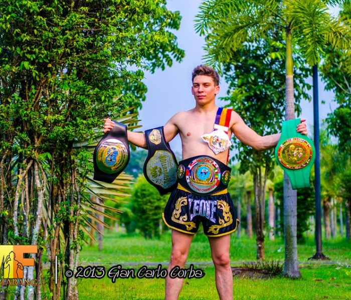Video: Mathias Gallo Cassarino (Sitsongpeenong) Highlight Mid 2014