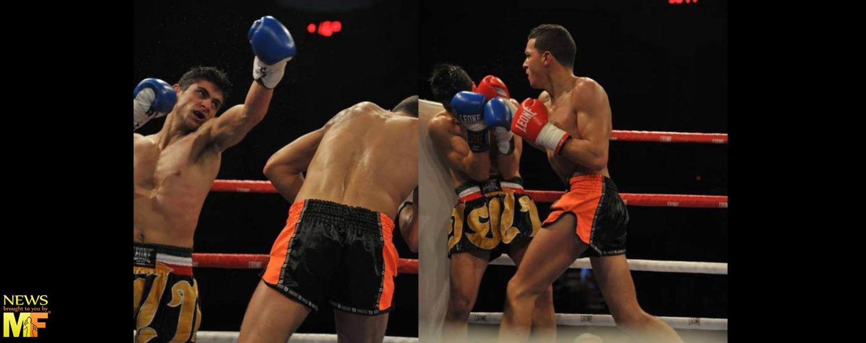 Video: Angelo Campoli vs Ilias Bulaid – The Night of Kick and Punch – 30/11/2013