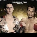Toby Smith vs Berneung Topkingboxing e Petchboonchu al Domination MT – Perth, Australia