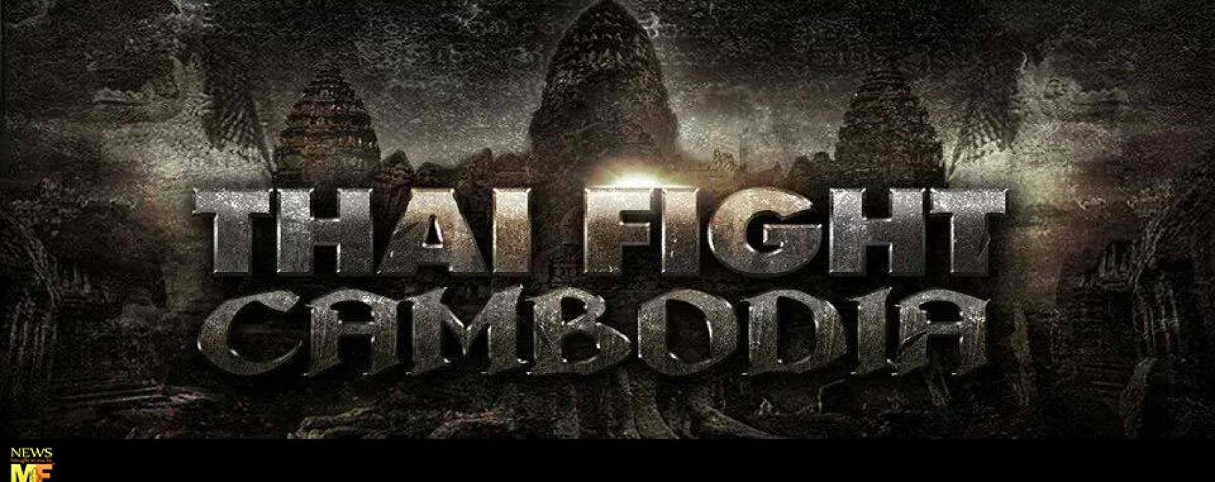 Flash News: Prossima data del Thai Fight, Malesia 16 Agosto 2014