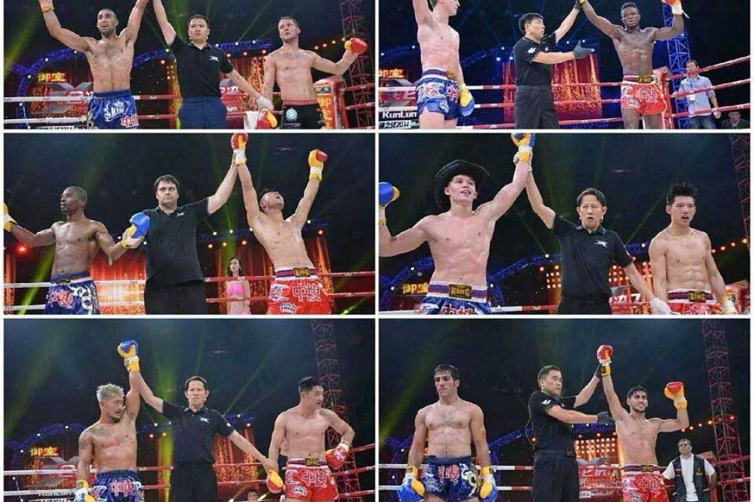Video: Kunlun Fight 7 – Andy Souwer vs Haida, Dylan Salvador vs Eisa Alamdar ecc