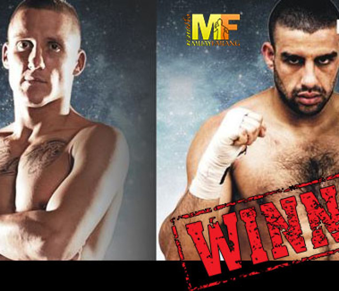 Flash News: Mustapha Haida (Fight1) promoted by Muay Farang surprised the world by beating Andy Souwer
