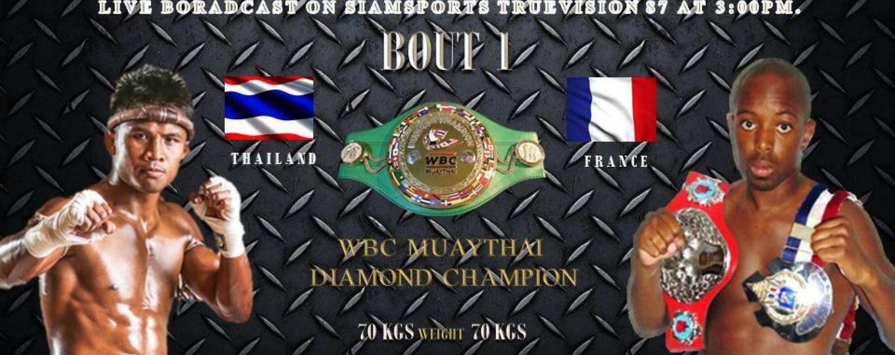 Video: Buakaw vs Toure Abdoul – Banchamek Chiang Rai – 15/08/2014