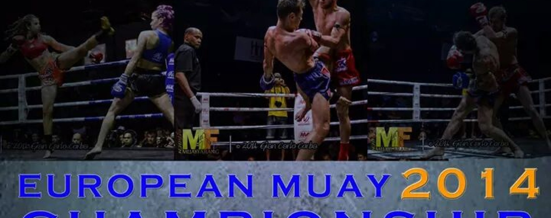 European Muay Thai Championship,19 – 28 Sep. 2014, Bucharest