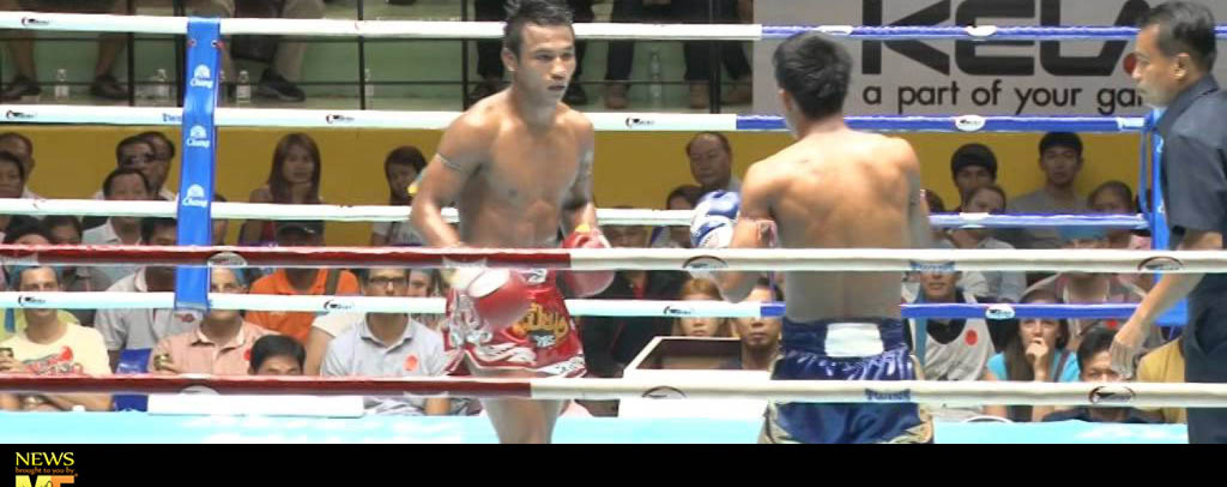 Video: Kongsak PK Saenchaimuaythai vs Penake Sitnumnoi – Lumpinee – 8/8/2014