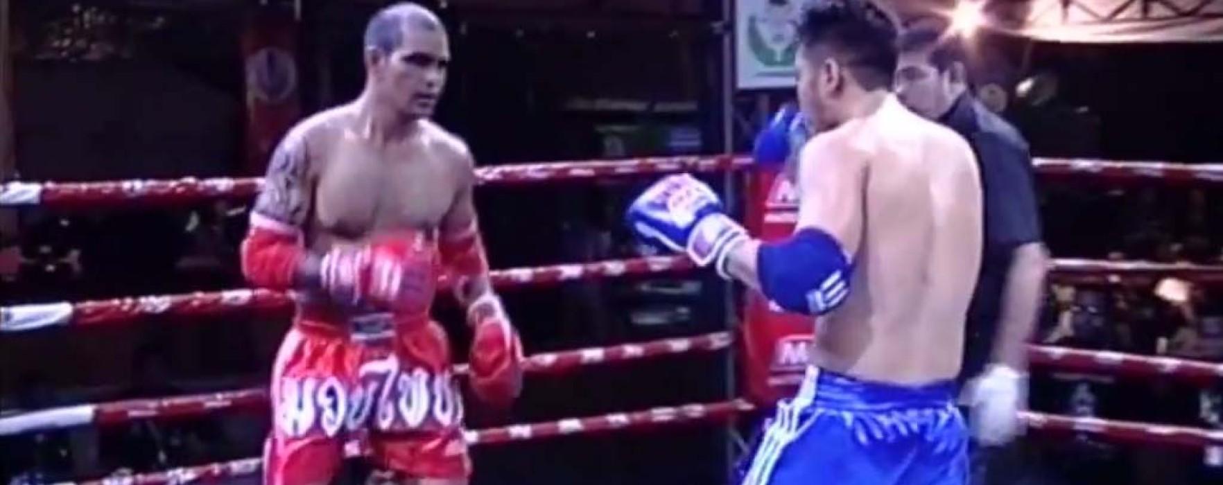 Video: Western Boxing trainer: Kuldeep debuts in Muay Thai