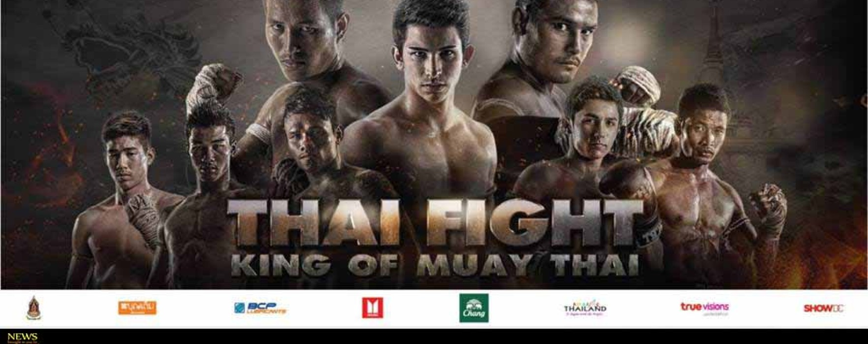 Card: Thai Fight featuring Sudsakorn, Sayiok, Peemai & Iquezang at Nakhon Sawan – 16th August 2014