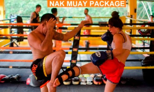 7Muay Thai Gym & Beach Resort