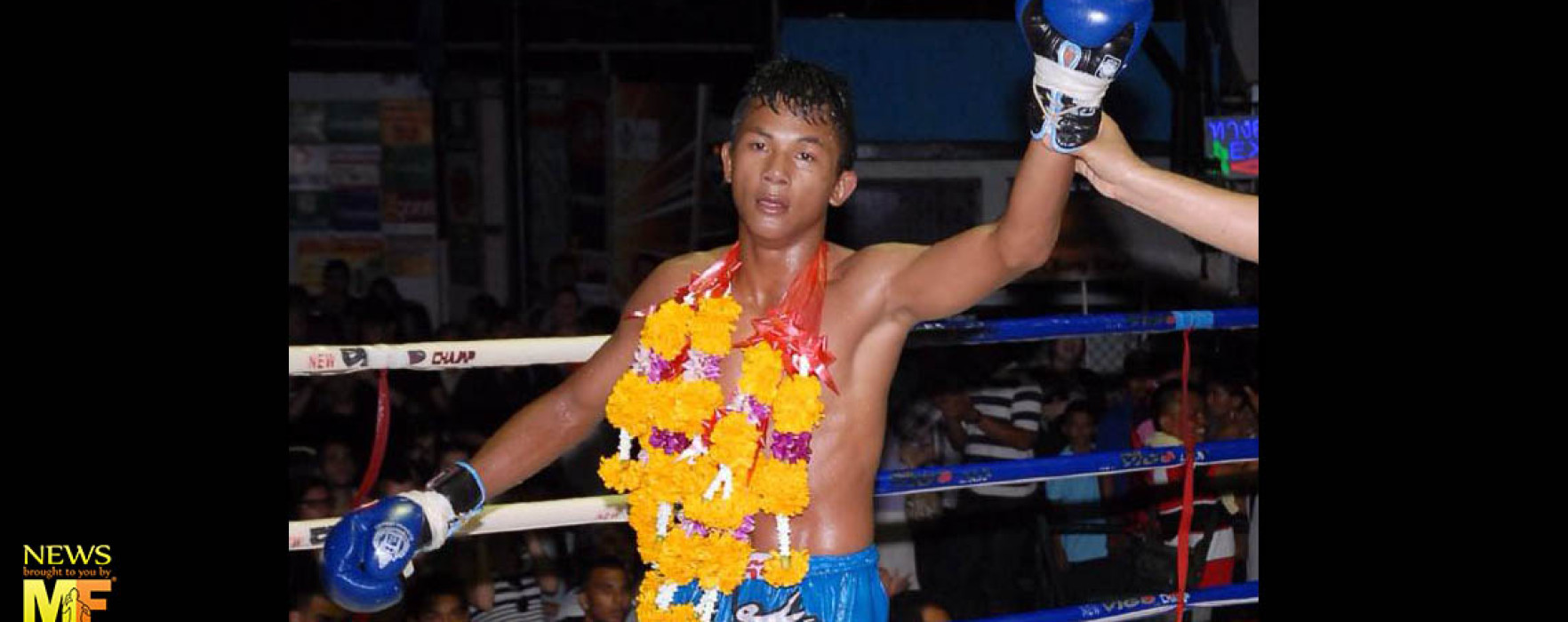 Video: Thongchai Sitsongpeenong defeats by KO Vong Noy in Cambodia – 3rd August 2014