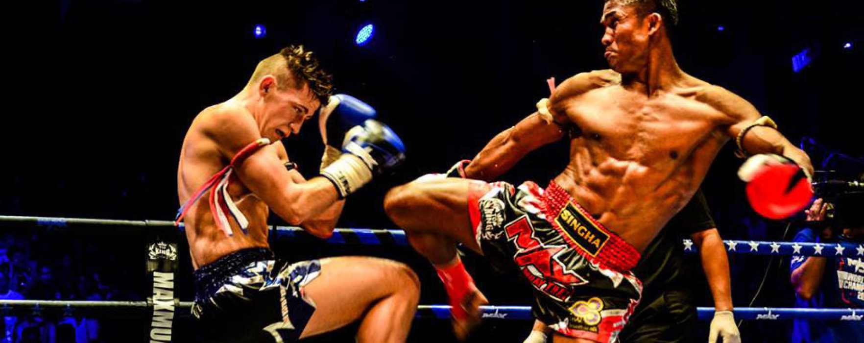The Muay Thai Legends: Buakaw Banchamek