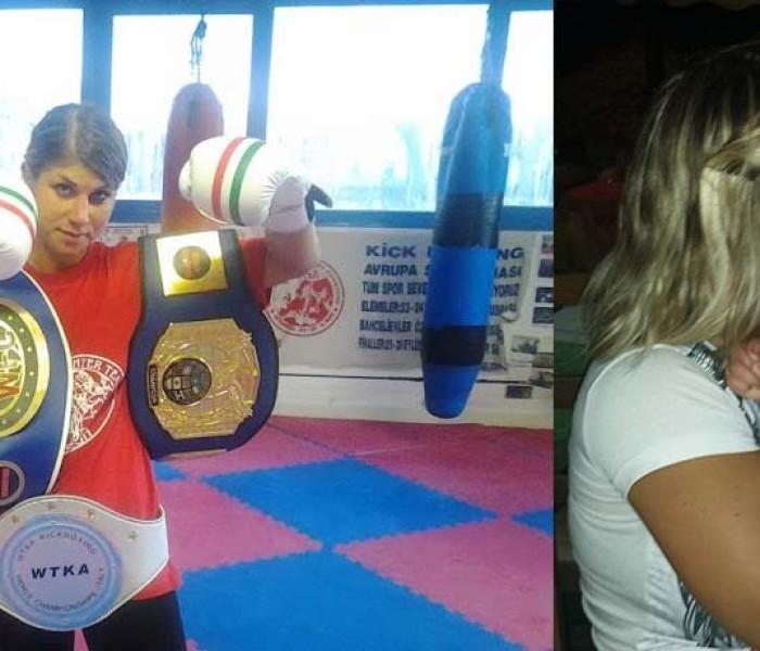 Intervista alla giovane fighter neo mamma: Elisa Qualizza