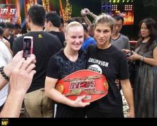 intervista-elisa-qualizza-lucio-collovigh-kunlun-fight-9-legend-mulah-muay-thai-kickboxing-champion-valentina-schevchenko