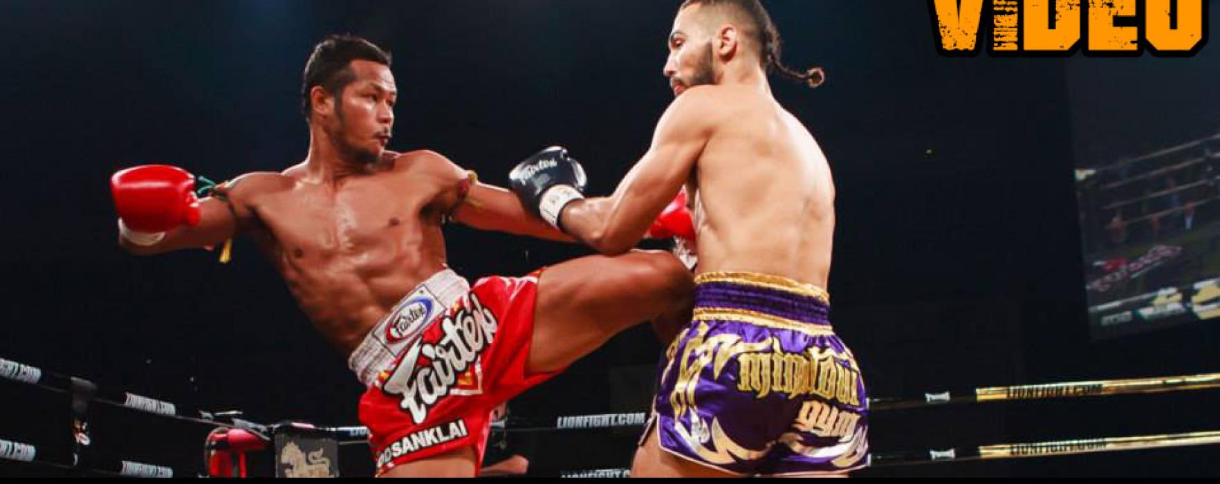 Video: Yodsanklai Fairtex vs Salah Khalifa – Lion Fight 18 – Las Vegas – 5th September 2014