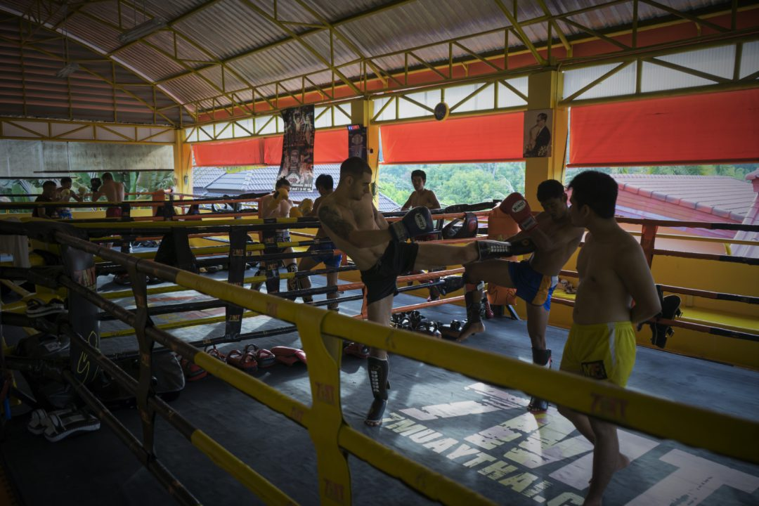 7 Muay Thai Gym – Allenarsi in Thailandia