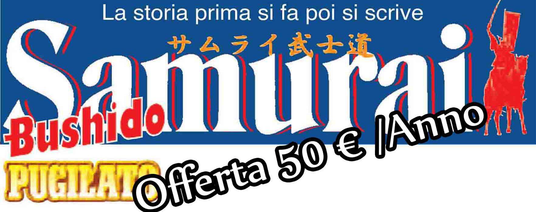 (Italiano) Abbonarsi a Samurai