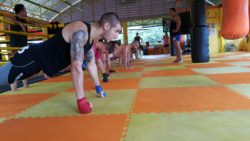 best muay thai training thailand