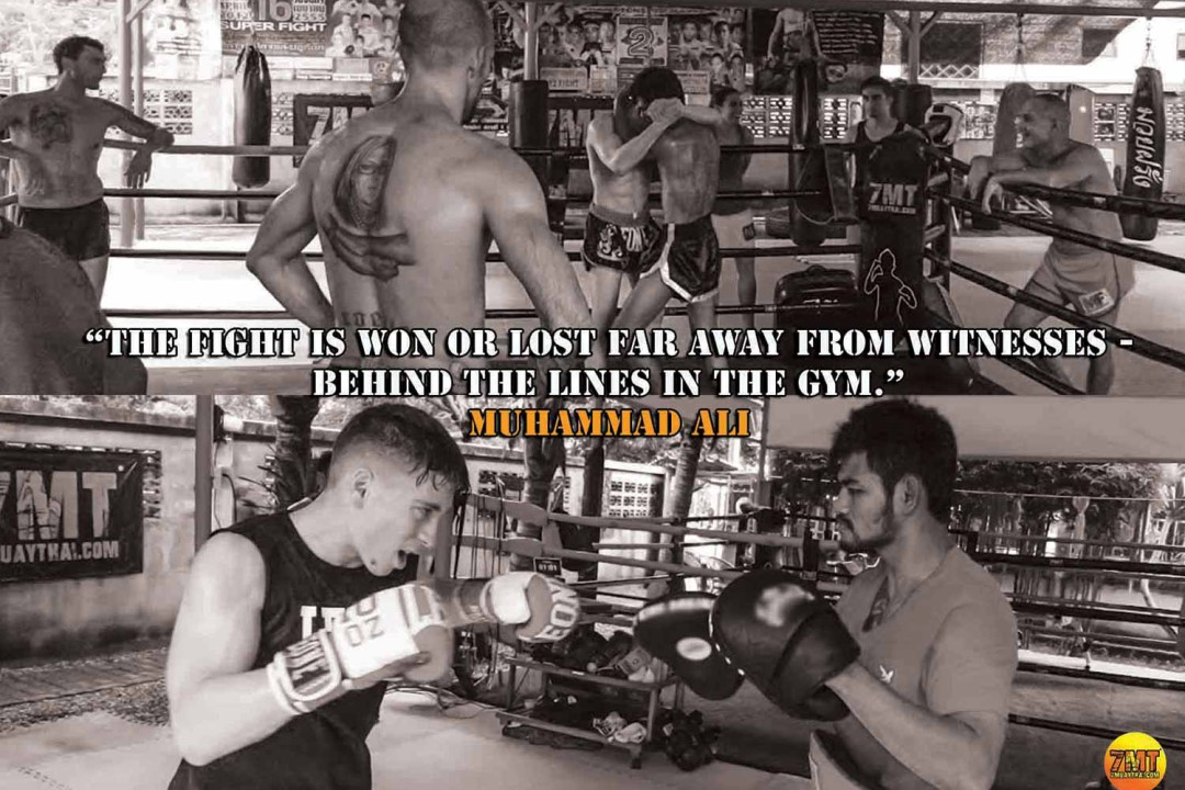 7 Muay Thai Gym – Training in Thailand