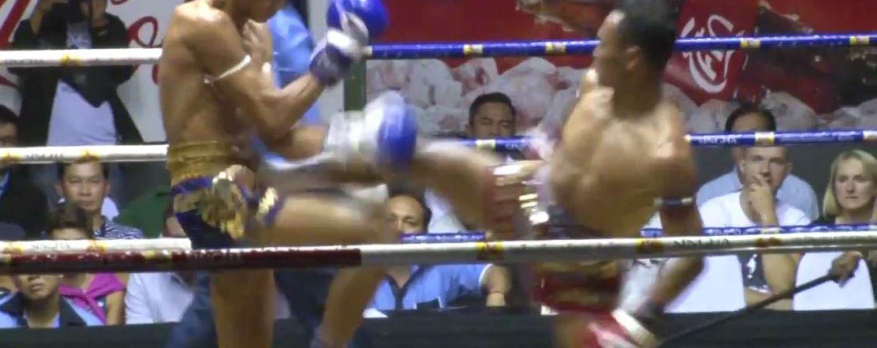 Video: Saenchai PkMuayThai vs Petchmorrakot Wor Sangprapai – Rajadamnern Stadium Bangkok – 9th October 2014
