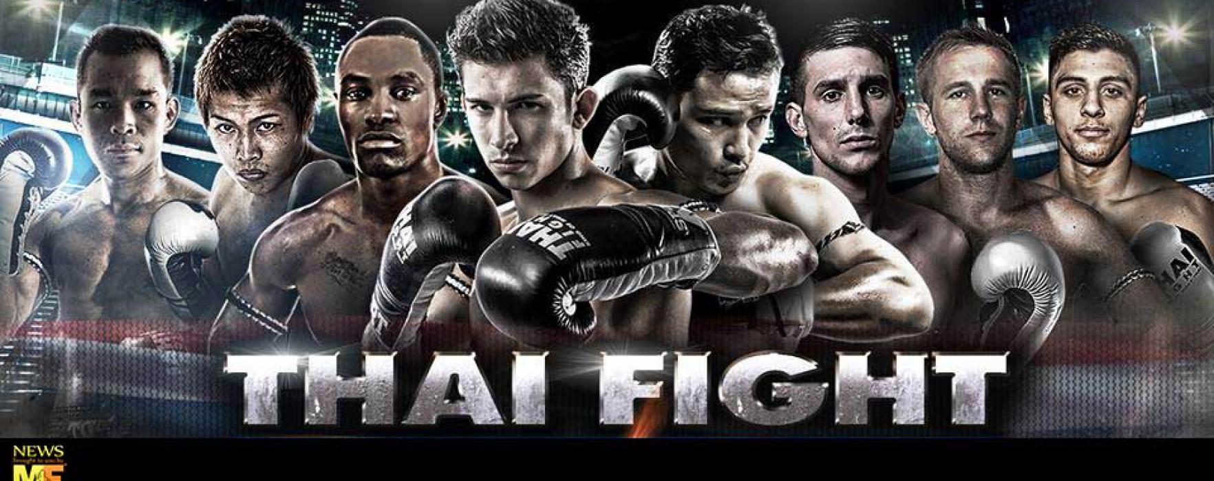 card ritorna il torneo del thai fight 725kg � 25