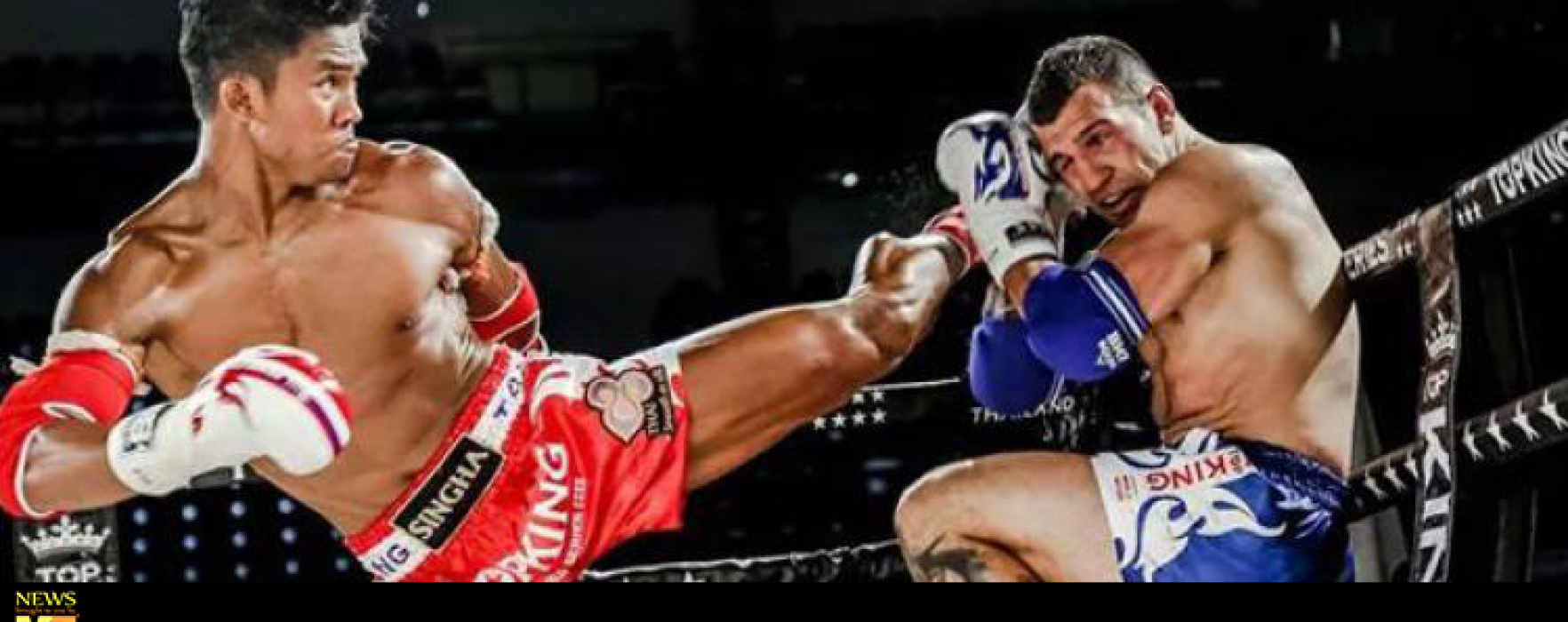 Video: Buakaw vs Steve Moxon & Pakorn vs Jimmy Vienot – TopKing World Series Paris, France – 15 November 2014