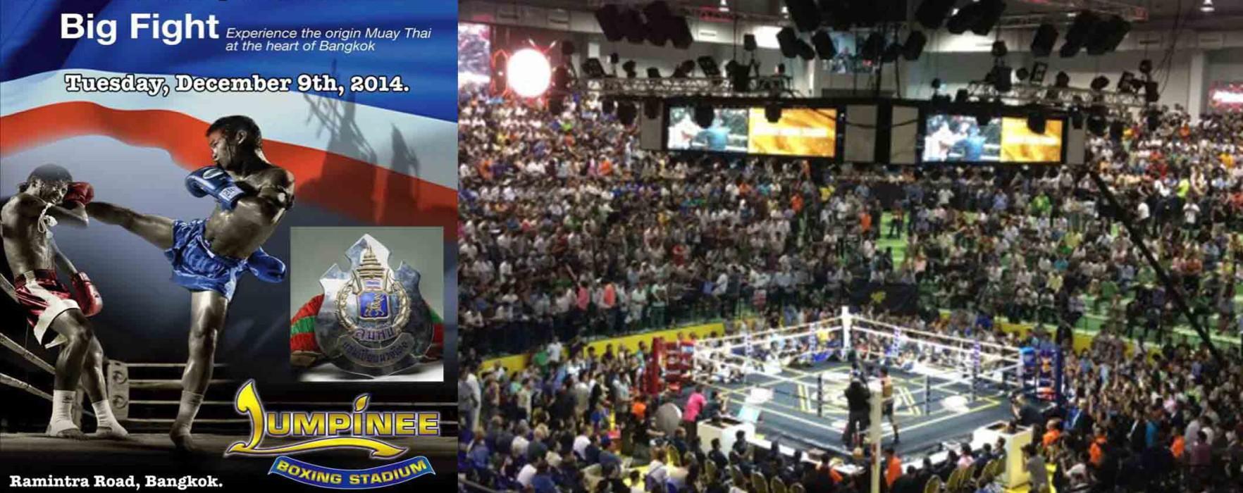 Live results: Krekkrai Lumpinee Champions Superfights – 9/12/2014